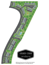 Legacy @ 2000 Grounds Map 2020